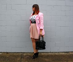 In Kinsey's Closet | Pink lady