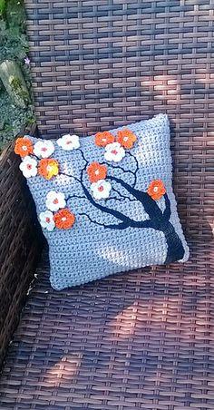Ravelry: Cheriburossamu Cushion pattern by Nicky Hale