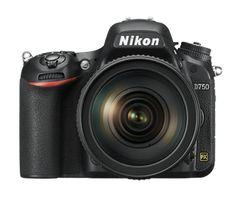 Nikon Europe B.V. - Digitale camera's - Reflexcamera's - Professioneel - D750 - Digital Cameras, D-SLR, COOLPIX, NIKKOR Lenses