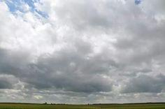 Nubarrones sobre Tierra de Campos.
