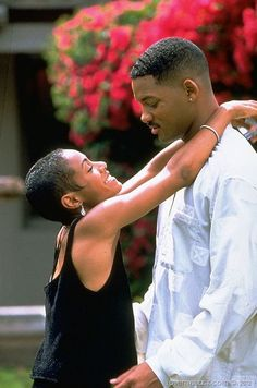 Will and Jada circa 1998