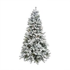 Long Needle Artificial Christmas Trees