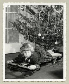 • Vintage Christmas •
