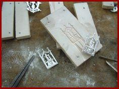 Pilgrim Badge Making Demonstrations - Lionheart Replicas