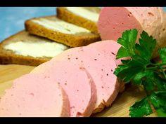 Домашняя вареная колбаса - кулинарный рецепт