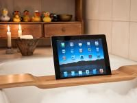 I will relax! Ipad Holder, Ipad Accessories, Relax, Holiday Sales, Bath Caddy, Ipad Case, Home And Living, Projects To Try, Gadgets