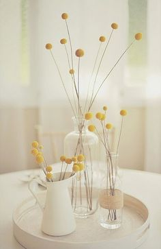 Nooks & Crannies decorating in yellow #yellow #decorating in yellow #home decor