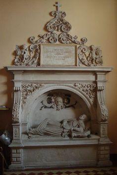 Nagrobek Urszuli Leżeńskiej z Brzezin, Jan Michałowicz z Urzędowa, 1563-68