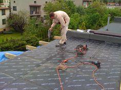 TECHNOLOGIE BUDOWLANE  : Izolacja Dachu Płaskiego - Stropodachu