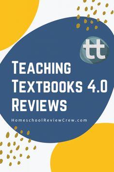 Reviews of Teaching Textbooks - Homeschool Review Crew Homeschool Math Curriculum, Homeschooling, Algebra 1, Calculus, Teaching Textbooks, Math 5, Math Courses, Visiting Teaching, Math Concepts
