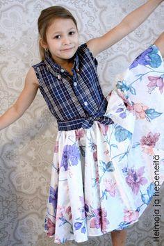 Hemlines and hepeneitä: Mom, you're Sä crazy? - KCW Upcycled dress