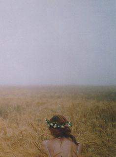 Epigee ~ Agrostine, ninfe dei campi.