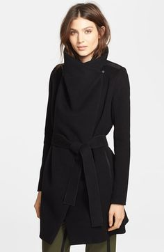Nordstrom Fall 2014 - Asymmetric Coat