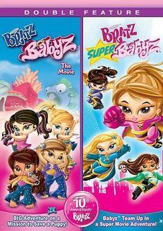 Bratz: Babyz The Movie/Bratz: Super Babyz