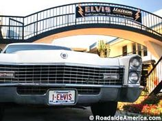 """The """"world's largest private collection of Elvis memorabilia,"""" has been a fixture in the Gatlinburg/Pigeon Forge tourist mecca since shortly after the King's demise. It began even earlier, in 1971, when Elvis took off his belt and gave it to museum founder Mike Moon. Many of the display descriptions here suggest that The King's idea of a """"gift"""" was to give away his used stuff -- but do you really want someone else's sweaty clothes? The answer is indisputably """"Yes,"""" if the sweat came from…"""
