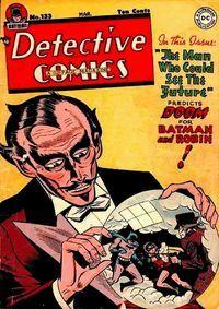 Kuvahaun tulos haulle Detective Comics # 133