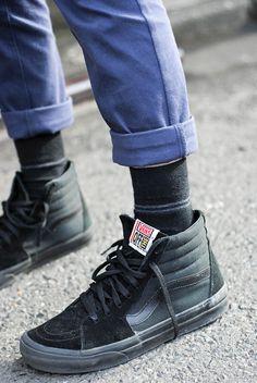 76ee6793af  VansShoes Vans High Tops Mens