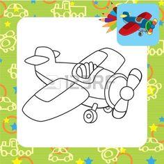 Coloring page du plan de Toy photo