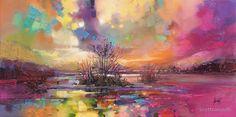 Loch Fyne Colour by scottnaismith