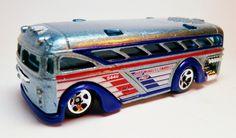 Surfin' School Bus    2012  Designer  Phil Riehlman