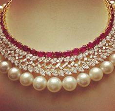 Biennale des Antiquaires: the big three majestic gemstones adorn the new Cartier…