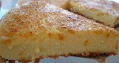 Esta tarta resulta muy suave y cremosa, con un toque citrico muy especial que realza extraordinariamente su sabor Esta tarta me conquistó n...