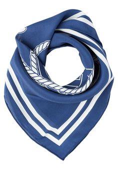 ae3b4d4cdc0 GIGI HADID - Scarf - blue   Zalando.co.uk 🛒
