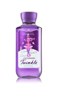 Cranberry Twinkle Shower Gel - Signature Collection - Bath & Body Works