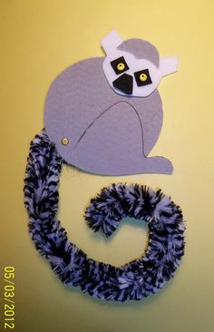 L is for LEMUR Craft Kit                                                                                                                                                     More