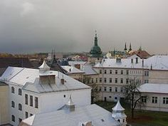 Jihlava's churches