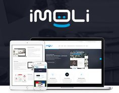 """Check out new work on my @Behance portfolio: """"Imoli.pl – Interactive Agency – Website Redesign"""" http://be.net/gallery/40760991/Imolipl-Interactive-Agency-Website-Redesign"""