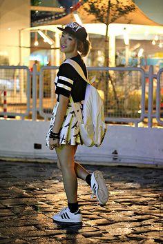 Crispy Duck Snapback, Gramedia Day Stripper Stereo Backpack, Mr. Freddy Crop Jersey Shirt, Boy London Skirt, Adidas Superstar Ii Sneaker