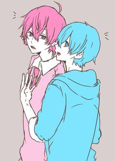 Anime Boys, Cute Boy Drawing, Honey Works, My Character, Cartoon Art, Cute Guys, Amazing Art, Kitty, Kawaii