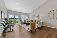 This new construction ranch-style home in Columbia, IL is perfect for young couples or empty-nesters. Home Staging Companies, Young Couples, Ranch Style, New Construction, St Louis, Empty, Columbia, Room, Home Decor