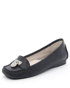 Most comfy shoes ever. MICHAEL Michael Kors  Hamilton Loafer.