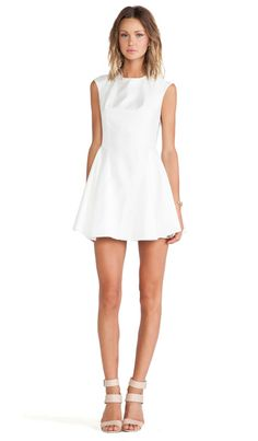 keepsake Another World Dress in ivory Lace Jacquard in Ivory Lace Jacquard | REVOLVE