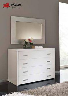 Tocador minimalista mod kendall medidas largo - Tocadores con espejo ...