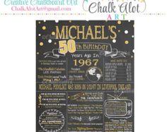 83 Best 50th Birthday Images 50th Birthday Birthdays Folding Napkins