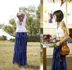 We love our new blue tie-dye Barcelona pants! $29.95 || www.earthboundtrading.com