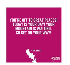 Happy #DrSeuss Day! Every day is a new chance to eat clean & train hard. #fitness #fitfam #Quotes #fitspo