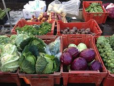 Farmer's Market - Lark Lane, Liverpool, Merseyside