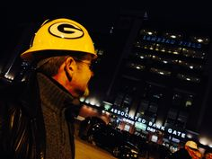Check out the fun and exciting tailgating festivities at legendary Lambeau Field before the Green Bay Packers took on the Chicago Bears! #KIredzone