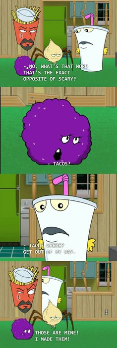 Aqua Teen Hunger Force / @Chelsochist Sealab 2021, Harvey Birdman, Aqua Teen Hunger Force, Metalocalypse, Space Ghost, Are You Not Entertained, All Kids, Movie Tv, Funny Stuff