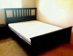 Best Price Mattress New Innovated Box Spring Metal Bed Frame - Bed Frame & Box Spring Buying Guide Bed Designs, Metal Beds, Design Patterns, Furnitures, Bed Frame, Mattress, Innovation, Wood, Pictures