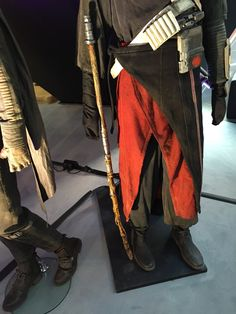 Rogue One costume.