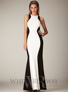 Latia Illusion Dress