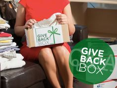 "INTERVIEW: ""Give Back Box"" Turns Old Shipping Cartons Into Goodwill Donations 