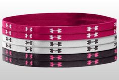 Under Armour Headbands $9.99 I want some of these!