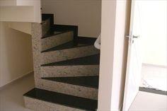 Modelos de escadas para espaço pequeno
