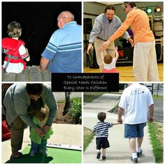Every Star Is Different: To Grandparents of Special Needs Children